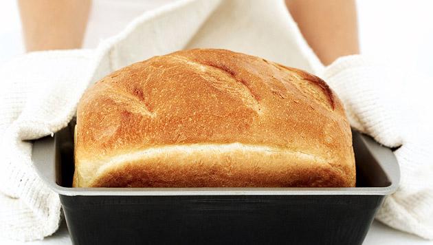 """Brot ganz einfach selbst backen - so geht""""s! (Bild: thinkstockphotos.de)"""