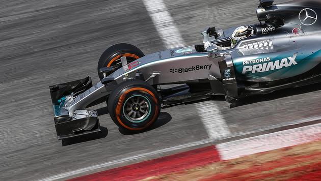 Formel 1: Max Mosley fürchtet den völligen Kollaps (Bild: APA/EPA/FAZRY ISMAIL)