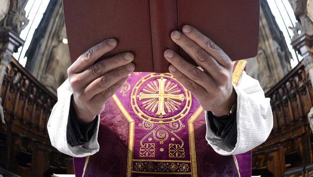 Missbrauchsprozess um Pfarrer vor Wiederaufnahme? (Bild: APA/HANS KLAUS TECHT (Symbolbild))