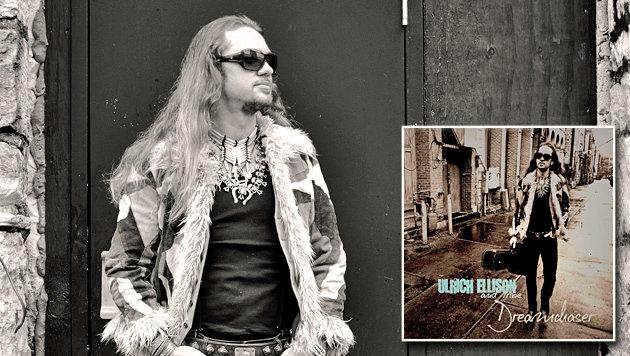 Ulrich Ellison tourt mit Band The Tribe und neuem Album bis Mai durch Europa. (Bild: Ulrich Ellison/Presspic)