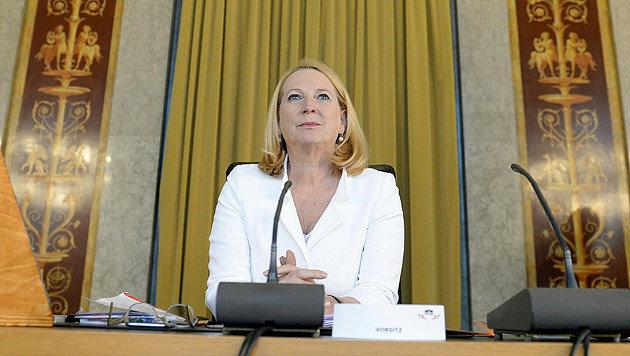 Doris Bures wird als Sprecherin des Kollegialorgans wirken. (Bild: APA/ROLAND SCHLAGER)