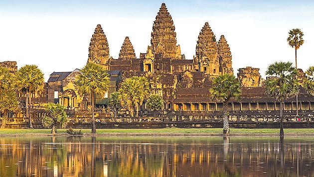 Kambodscha: Wo ein Lächeln die Wunden heilt (Bild: thinkstockphotos.de)
