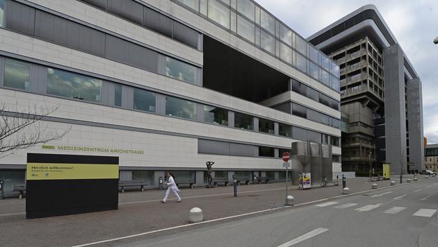 Die Universitätsklinik Innsbruck (Bild: APA/ROBERT PARIGGER)