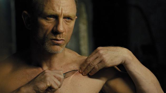 Diese Szene wäre für James Bond eigentlich nicht gut ausgegangen. (Bild: Viennareport)
