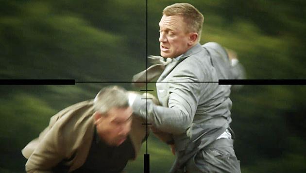 Seine Gegner lässt James Bond meistens alt aussehen. (Bild: Viennareport)