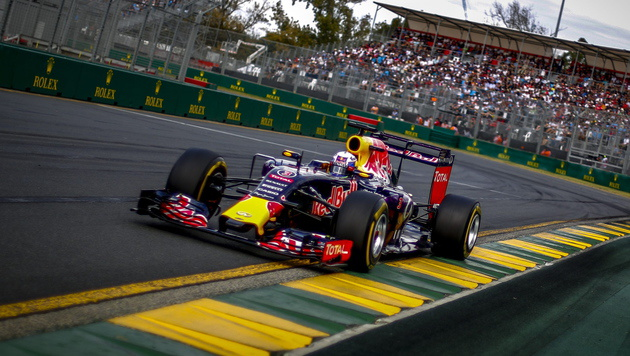 Formel 1 fährt in Wien! Mercedes in Schanghai heiß (Bild: APA/EPA/DIEGO AZUBEL)