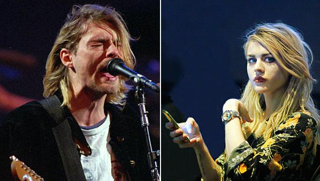 Frances Bean Cobain spricht erstmals über ihren toten Vater. (Bild: AP, Viennareport)