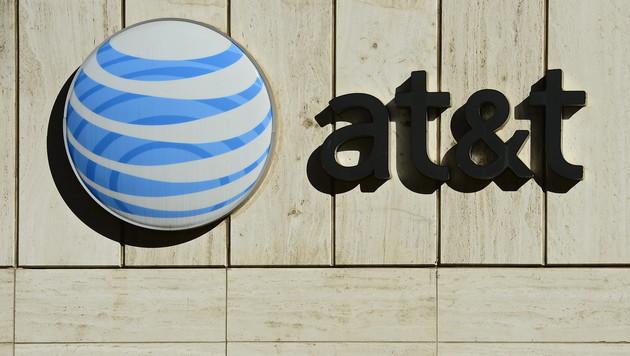 Kundendaten geklaut: AT&T büßt für Mitarbeiter (Bild: APA/EPA/LARRY W. SMITH)