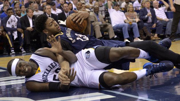 NBA: Nervenflattern in heißer Phase vor Play-offs (Bild: AP)