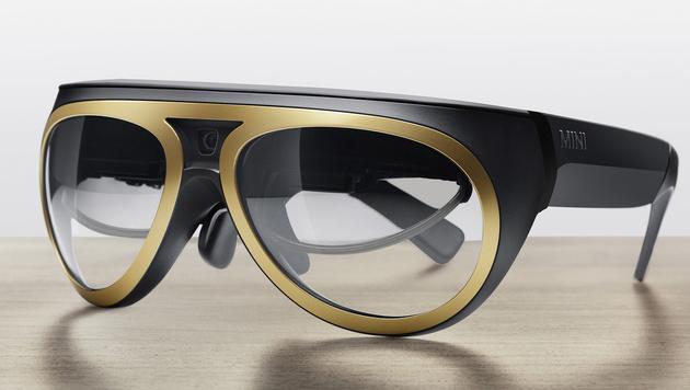 BMW präsentiert Datenbrille für Autofahrer (Bild: BMW)