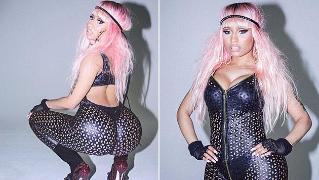 Nicki Minaj (Bild: Viennareport)