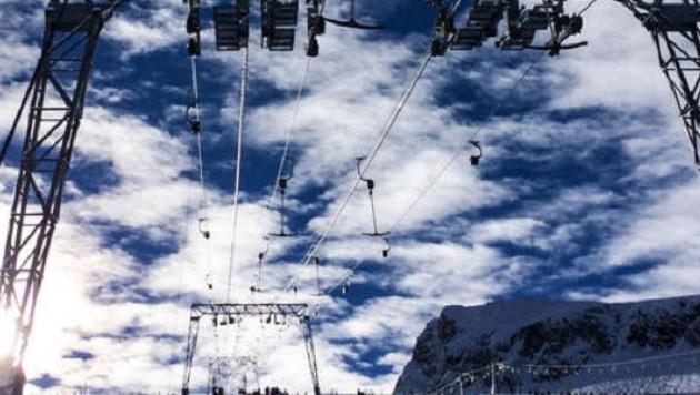 Alpinisten sitzen in Gletscherspalte fest (Bild: Melanie Hutter (Symboldbild))