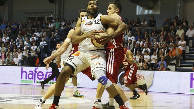 BC Vienna verliert Tabellenführung an Güssing (Bild: GEPA)