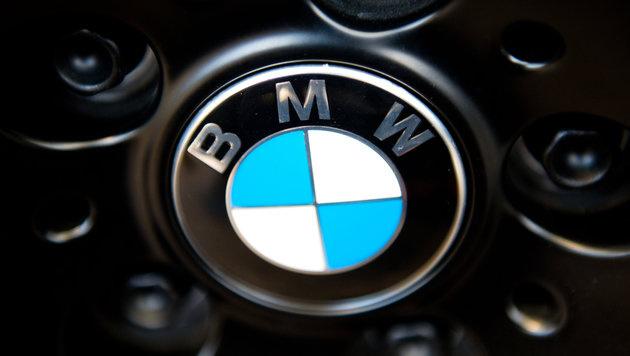 """""""BMW-Bande"""" verursachte Millionenschaden (Bild: dpa/Peter Kneffel)"""