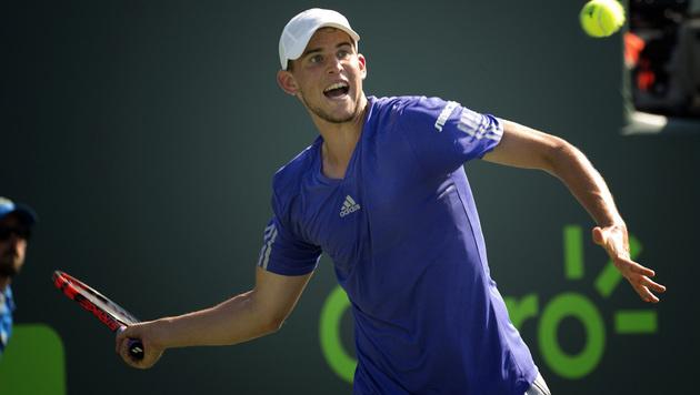 Kein Duell mit Nadal! Thiem verpatzt Saisonauftakt (Bild: AP)