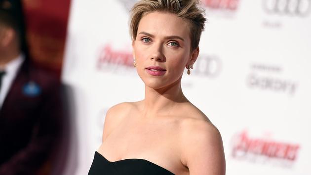 Scarlett Johansson will nicht dauernd mitteilen müssen, dass sie gerade esse. (Bild: Jordan Strauss/Invision/AP)