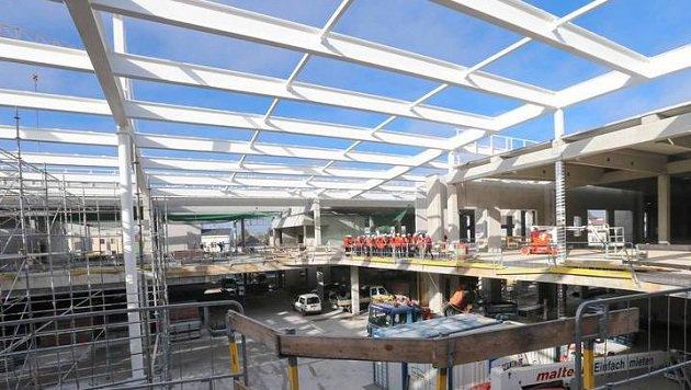Die CIMA-Studie war vom Einkaufszentrum im Stadtkern von Ried im Innkreis noch begeistert. (Bild: http://www.foto-scharinger.at/)