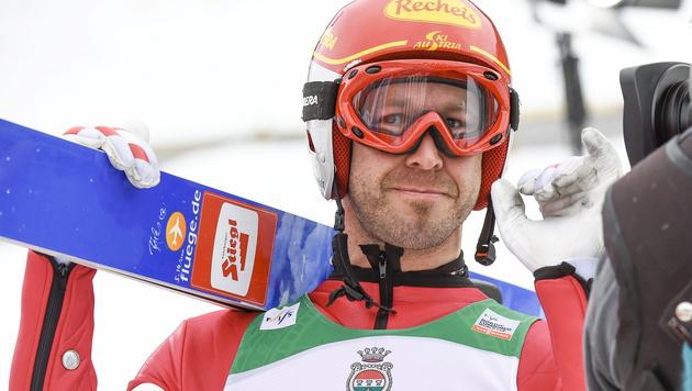 Kombinierer Christoph Bieler beendet Karriere (Bild: APA/EPA/MARKKU OJALA)