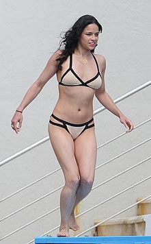 """Michelle Rodriguez: """"Bisexualität ist natürlich"""" (Bild: Viennareport)"""