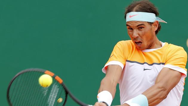 Nadal und Federer ohne Mühe im Achtelfinale (Bild: APA/EPA/SEBASTIEN NOGIER)