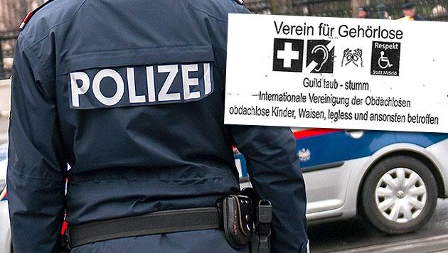 Trio ergaunerte für falschen Verein Spendengelder (Bild: Andreas Graf, LPD Steiermark)