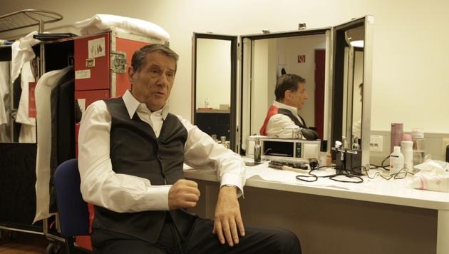 Udo Jürgens bei seinem letzten TV-Interview (Bild: ORF)