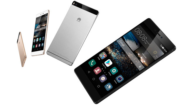 Huawei bringt das P8 in verschiedenen Farbvarianten auf den Markt. (Bild: Huawei)