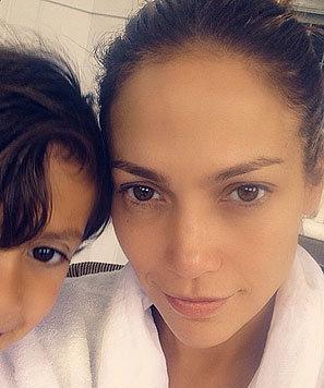 Jennifer Lopez von Natur aus schön! (Bild: Viennareport)