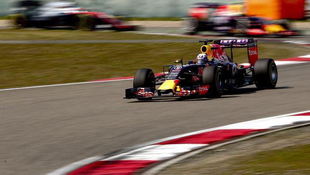 Vettel: Reifenplatzer sind weiterhin inakzeptabel (Bild: APA/EPA/DIEGO AZUBEL)