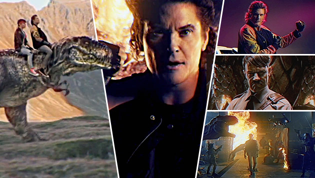 """Kung Fury"": 80er-Persiflage jetzt auf YouTube (Bild: YouTube.com)"
