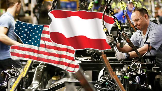 Wie Österreich vom US-Aufschwung profitiert (Bild: AP, thinkstockphotos.de)