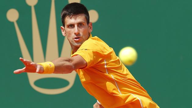 Djokovic gewinnt Halbfinale gegen Nadal (Bild: APA/EPA/SEBASTIEN NOGIER)