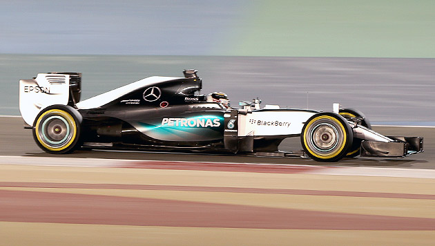 "Hamilton: ""Ferrari & ich? Man soll nie nie sagen"" (Bild: AP)"