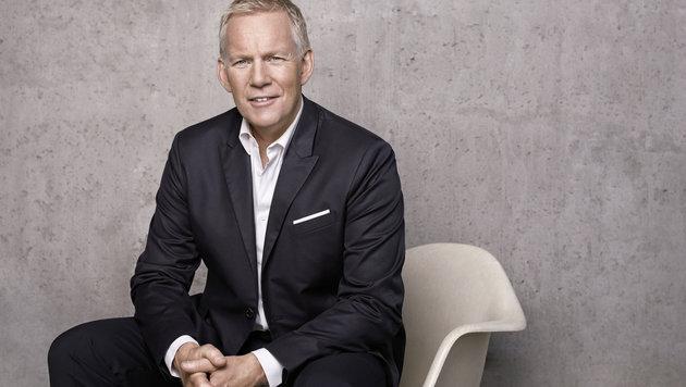 ZDF-Moderator Johannes B. Kerner (Bild: ZDF/Marcus Hahn)