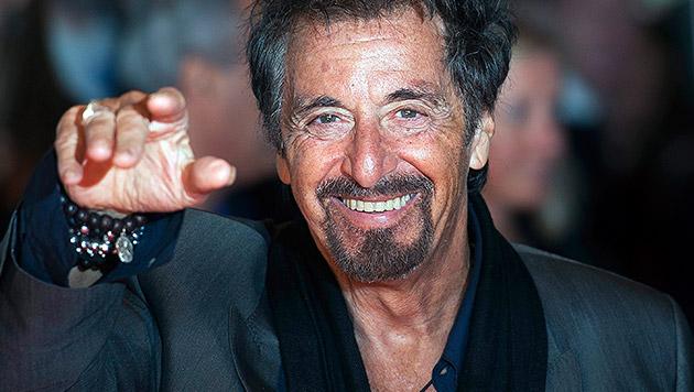 Hollywoods ungezähmter Star: Al Pacino ist 75 (Bild: APA/EPA/WILL OLIVER)