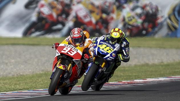 MotoGP: Österreich-Grand-Prix im Sommer 2016 (Bild: APA/EPA/DAVID FERNANDEZ)