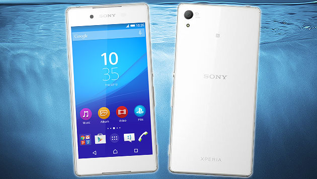 Xperia Z4: Sony kündigt neues Android-Topgerät an (Bild: Sony, Thinkstockphotos.de, krone.at-Grafik)
