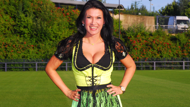 Antonia aus Tirol (Bild: Viennareport)