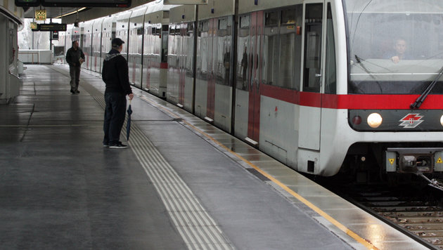 Dreijährige bei Ausflug in U-Bahnstation vergessen (Bild: ANDI SCHIEL (Symbolbild))
