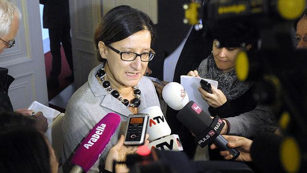 Regierung beschloss Verschärfung des Fremdenrechts (Bild: APA/HERBERT PFARRHOFER)