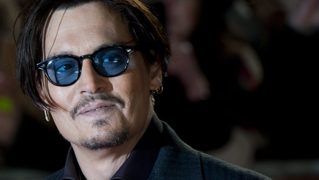 Johnny Depp (Bild: APA/EPA/HANNAH MCKAY)