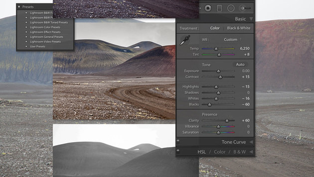Lightroom CC: Neue Version mit Gesichtserkennung (Bild: Adobe)