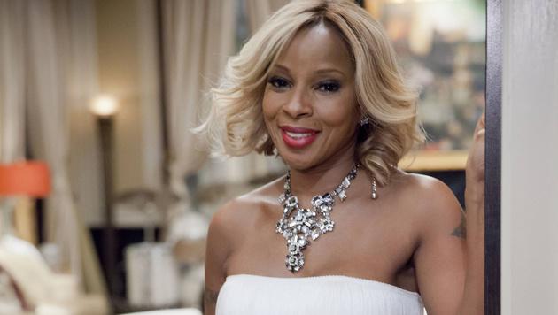 """Mary J. Blige kommt zum """"Life Ball"""". (Bild: AP)"""