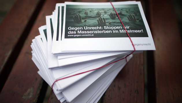 Tausende Österreicher fordern Rettungsprogramm (Bild: APA/GEORG HOCHMUTH)