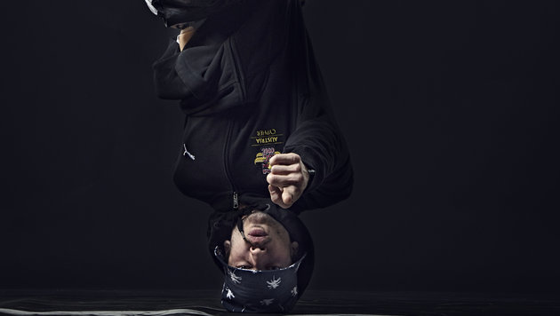 """""""Breakdance ist unser Leben (Bild: Markus Berger)"""""""