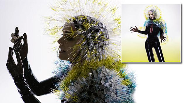 """Björk kämpft auf """"Vulnicura"""" um ihr eigenes Leben (Bild: Embassy Of Music)"""