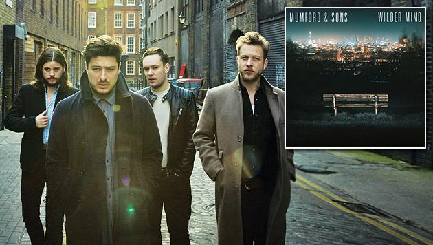"""Mumford & Sons: """"Wir waren nie eine Folk-Band"""" (Bild: Universal Music)"""