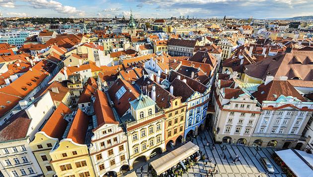 Prag: Tanzende Häuser und goldene Gassen (Bild: thinkstockphotos.de)