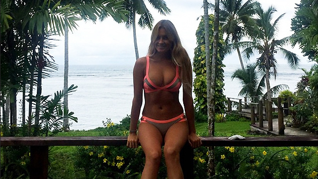 Sexy: Surf-Girl Alana Blanchard (Bild: instagram.com/Alana Blanchard)