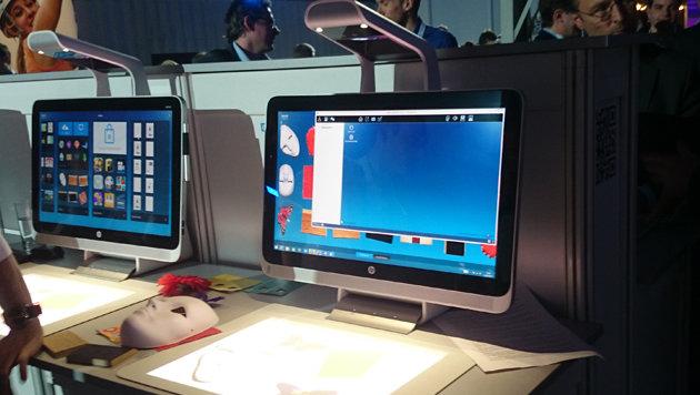 Sprout: Das kann der futuristische 3D-Scan-PC (Bild: Dominik Erlinger)